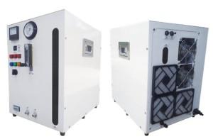 コロナ放電方式:水冷タイプ