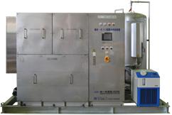 装置化実績:海水・淡水オゾン殺菌水供給装置