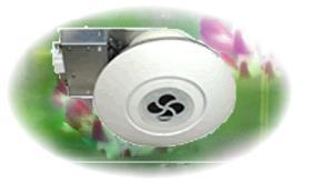 室内空間・殺菌脱臭器「エアーセキュリテイ」 メンテナンス販売は㈱原忠より